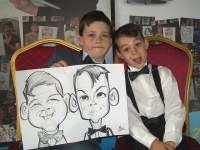 Childrens Entertainer Caricature Artist